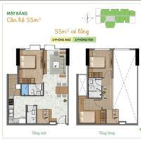 Cần bán gấp căn hộ La Astoria 2, view sông, căn số 14 (55m2 + lửng 26m2, 3PN 3wc), tầng đẹp