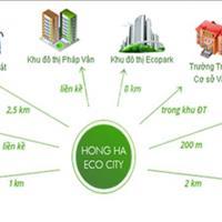 Cần bán căn hộ 68m2 dự án Hồng Hà Eco City, giá 1,4 tỷ VAT và full nội thất