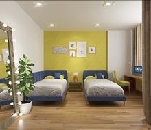 Căn hộ chung cư phong cách hiện đại ở Nha Trang