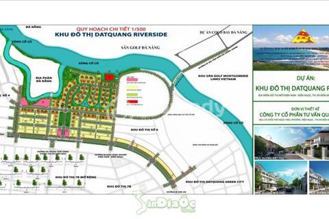 HOT: liên hệ ngay cho tôi - ngày 09/10/2018 – dự án đất quảng riveside nhận đặt chổ GĐ1