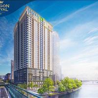 Kẹt tiền cần bán nhanh căn hộ quận 4 Sài Gòn Royal 80m2, giá 5 tỷ