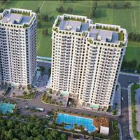 Bán căn hộ chung cư, căn góc hướng Đông Nam tầng 6, 9 full nội thất chung cư Rubi City Phúc Lợi