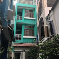 Cho thuê nhà nguyên căn hẻm đường Lý Chính Thắng - phường 8 - quận 3, gần Hai Bà Trưng