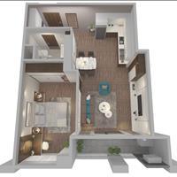 Chỉ với 1,3 tỷ sở hữu ngay căn hộ ban công Đông Bắc tại Hatay Millennium - Tháp Thiên Niên Kỷ