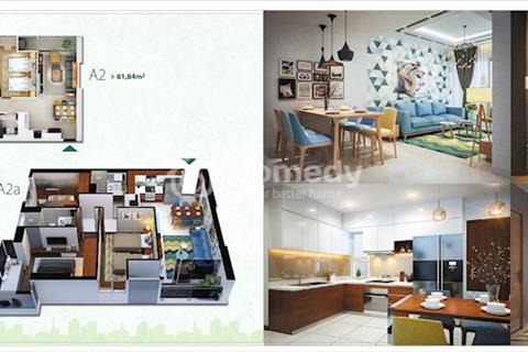 Bán gấp suất nội bộ căn hộ 3 phòng ngủ Res Green Tower - Tặng nội thất, chiết khấu từ chủ đầu tư