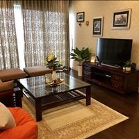 Cho thuê căn hộ Chung cư D2 Giảng Võ, 120m2, 3 phòng ngủ, đủ nội thất, giá 15 triệu/tháng