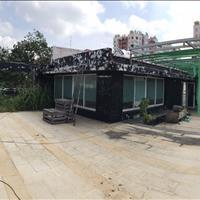 Chính chủ cần cho thuê văn phòng 2 mặt tiền đường Nguyễn Văn Quá - Trường Chinh, miễn phí tiền nước