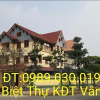 Cần bán nhà biệt thự, liền kề 100 - 400m2 Khu đô thị Vân Canh