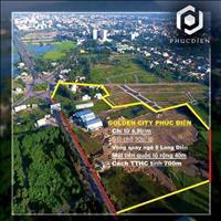 Chỉ 820 triệu sở hữu vị trí đẹp ngay trung tâm hành chính Bà Rịa Vũng Tàu, mặt tiền quốc lộ 55