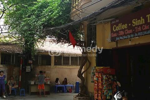 Nhà 4 tầng phố Lê Văn Hiến, 2 mặt tiền, điều kiện kinh doanh tuyệt vời, diện tích 46m2