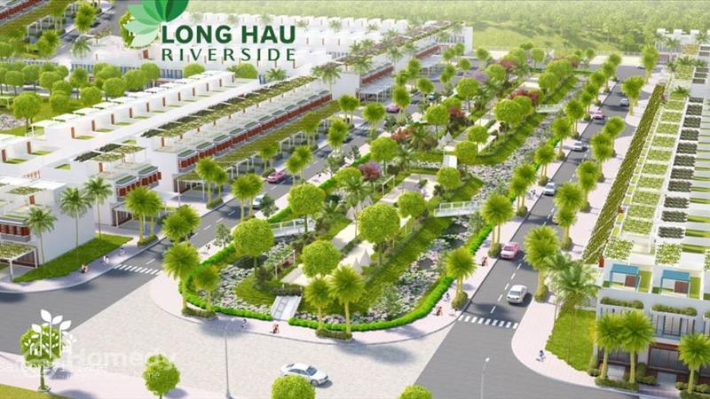 Dự án Khu dân cư Long Hậu Riverside Long An - ảnh giới thiệu