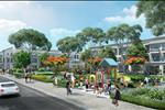 Long Hậu Riverside được quy hoạch thành khu đô thị xanh và hiện đại mang đến điểm nhấn về kiến trúc và không gian sống lý tưởng tại Nam Sài Gòn.