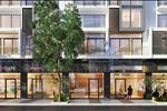 Toàn cảnh dự án Căn hộ Monarchy Đà Nẵng được thiết kế vô cùng độc đáo với bốn mặt tiền, tạo nên tầm nhìn tuyệt vời cho mọi không gian bên trong căn hộ.