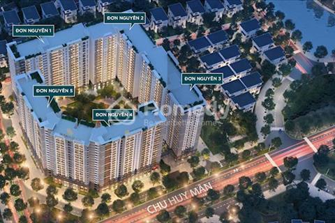 Nhà ở xã hội Phúc Đồng Long Biên chỉ 16 triệu/m2 vị trí vàng Long Biên