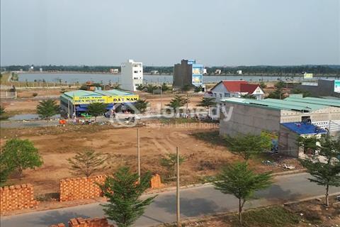 Tôi cần bán 125m2 (5x25m) đất thổ cư MT 12m, sổ hồng riêng, gần UBND xã Phạm Văn Hai, giá 950 triệu
