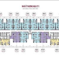 Cần tiền bán gấp căn hộ chung cư tại dự án 789 Xuân Đỉnh, căn 15, 70m2, giá 27 triệu/m2