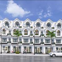 Nhà phố Dĩ An mặt tiền đường DT 743, giá 1,8 tỷ, số lượng có hạn, 12 căn