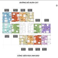 Tôi cần bán căn 405 Risemount Apartment Đà Nẵng, 2 phòng ngủ, view pháo hoa