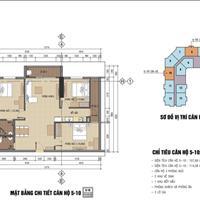 Bán căn 3 phòng ngủ vào tên trực tiếp dự án B32 Đại Mỗ giá 16 triệu/m2 – Hỗ trợ vay vốn