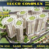Chung cư Tecco Camelia Complex Thịnh Đán, Thái Nguyên