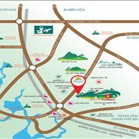 Bán đất nền Tân Hòa Garden - Phú Mỹ, giá 200 triệu 100m2, thổ cư 100m2, sổ hồng riêng