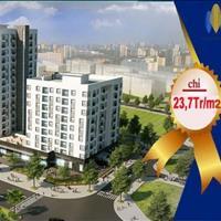 Bán căn hộ full nội thất cao cấp NO-08 Giang Biên, chiết khấu 100 triệu, nhận nhà ở ngay