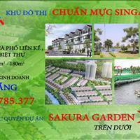 Sakura Garden, Vsip, chuẩn bị ra hàng đợt 1, liên hệ ngay để cập nhật thông tin mới nhất