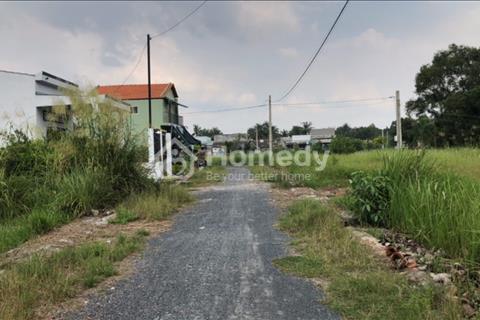 Chính chủ cần bán gấp lô đất  khu dân cư, gần đường Nguyễn Trung Trực, Cần Đước Long An