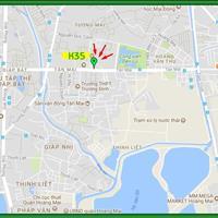 Bán căn hộ 04 chung cư K35 Tân Mai, diện tích 78.3m2, giá bán 22 triệu/m2