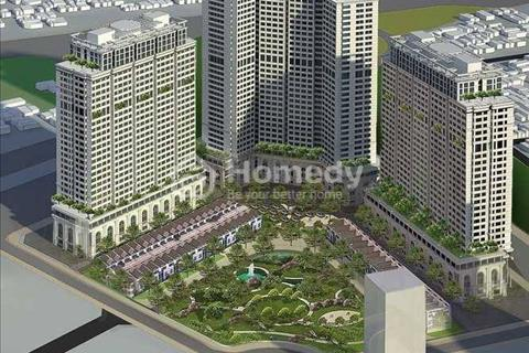 Nhượng suất chung cư IA20 Ciputra 100,6m2 giá 16,6 triệu/m2