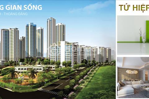 Bán suất ngoại giao chung cư Tứ Hiệp Plaza, giá chỉ 1.7 tỷ / căn hộ 124m2