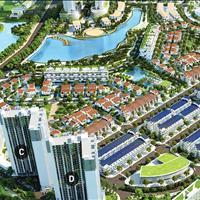 Bán biệt thự song lập Marina, khu đô thị Ecopark diện tích 207m2