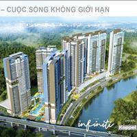 Cơ hội đầu tư sinh lời cao dự án The Infiniti quận 7, liền kề Phú Mỹ Hưng, giá 2.6 tỷ, 55m2