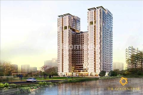 Cho thuê căn hộ Hưng Phát The  Golden Star, mới 100% 2 phòng ngủ 70m2 9 triệu, 3 phòng ngủ 12 triệu