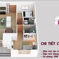 Bán chung cư 68m2, trung tâm quận Hà Đông, giá 1.2 tỷ