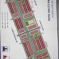 Bán đất biệt thự, dự án Khu dân cư Phú Xuân, Nhà Bè, rẻ nhất thị trường