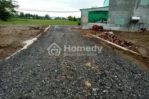 Nóng bỏng tay, bán ngay lô đất đối diện Ủy ban Nhân dân huyện Đức Hòa giá chỉ 600 triệu