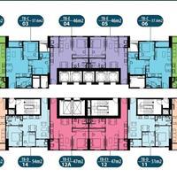 Chính chủ bán gấp căn 1810 Intracom Vĩnh Ngọc,  66m2, giá 19 triệu/m2