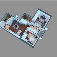 Bán chung cư Ruby City CT3 Phúc Lợi, căn hộ 2 phòng ngủ - Diện tích 50,6m2 giá 20 triệu/m2