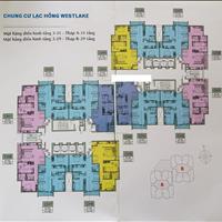 Chính chủ cần bán gấp căn hộ Lạc Hồng Westlake Phú Thượng, Tây Hồ