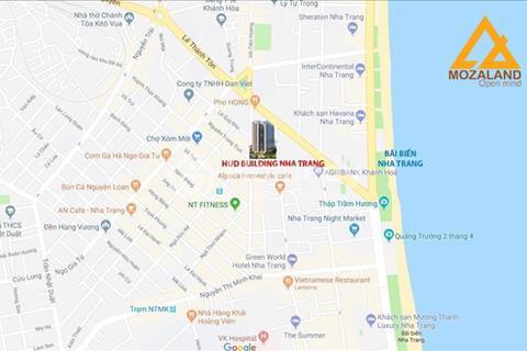 Cơ hội mua giá gốc căn hộ HUD Building Nha Trang