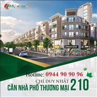 Cơ hội đầu tư Shophouse chỉ với 2,5tỷ/căn, (HTLS 0%/24tháng), Khai Sơn, Long Biên