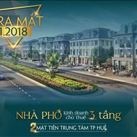 Sắp ra mắt siêu dự án lớn nhất Bắc Miền Trung - ngay trung tâm thành phố Huế