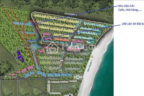 Nhận giữ chỗ Shophouse Bãi Khem giai đoạn 3, 2 mặt thoáng View biển, view biệt thự bãi khem