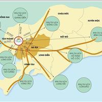 Phân phối đất nền Tân Hòa Garden - Phú Mỹ cho khách đầu tư 200 triệu 100m2, thổ cư sổ hồng riêng