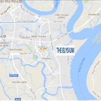 Hot, căn hộ The Elysium Quận 7 - Liền kề Phú Mỹ Hưng - Giá chỉ 23 triệu/m2