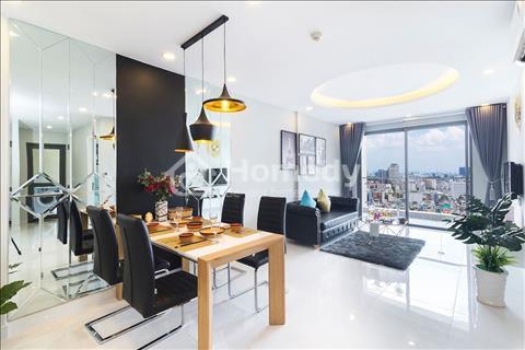Cho thuê căn hộ Gold View quận4, 1 đến 2 phòng ngủ, full nội thất, view đẹp, giá 16 triệu/tháng