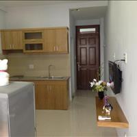 Căn hộ 1 phòng ngủ full nội thất, 30m2 - 45m2, thang máy, 46B Nguyễn Cửu Vân, giáp Quận 1