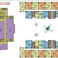 Bán Chung cư Central Field 219 Trung Kính, căn 1604 - 68m2, giá bán 35 triệu/m2