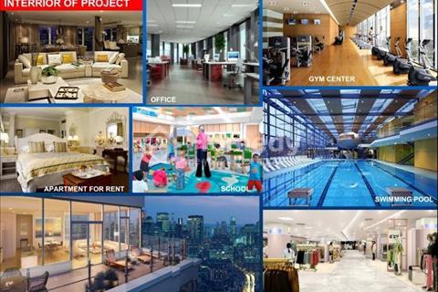 Căn hộ chung cư giá 13,5tr /1m2 tại dự án Tứ Hiệp Plaza